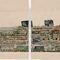 Panneau mural Plan 1930s Steamer Cross Section Authentic Models -AM- 78.00 € ttc