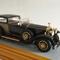 miniature de voiture 1/43 Rolls Royce Phantom I  Riviera Town Brougham Brewster 1929 snS390LR Ilario 314.40 € ttc