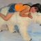 Ours polaire (siège) - 110 cm 770.00 € ttc