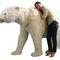 Ours polaire géant à 4 pattes 230 cm - 4970 2328.48 € ttc