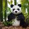 Panda  Maya  - 39 cm 162.00 € ttc