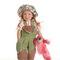 poupée de collection Nicole Marschollek-Menzner 1998 - Alma-Lotje - 45 cm 648.00 € ttc