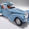 miniature de voiture Bugatti 57S Atlantic 1936 sn57473   Current and 1955 Car Ilario 498.00 € ttc