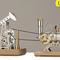 moteur Stirling Bohm Stirling Technik Ensemble HB5 + TP1 728.40 € ttc