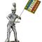 Porte-drapeau - Carabiniers 54.48 € ttc