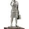 Etains du Prince pompier d'aujourd'hui figurine Personnel féminin en tenue de sortie Etains du Prince 12.00 € ttc
