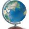globe terrestre, céleste, astrolabe Millenium Métal (photo satellite) 30 cm Nova Rico