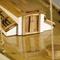 détail maquette de bateau, voilier, runabout Columbia ivoire - 114 cm Authentic Models -AM-