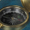 details astrolabe, compass, sextant Compass brass Authentic Models -AM-