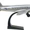 détail maquette d'avion Douglas DC3 version argent Authentic Models -AM-