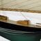 détail maquette de bateau, voilier, runabout Demi-coque Cap Horn - 80 cm Authentic Models -AM-