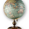 globe terrestre, céleste, astrolabe Weber Costello USA 1921 Authentic Models