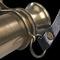 détail longue-vue, telescope,jumelles et loupe Jumelles binoculaires bronze Authentic Models -AM-