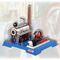 model steam engine stationary steam engine D20 steam engine Wilesco 249.83 € vat incl.