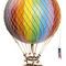 maquette d'avion montgolfière Montgolfière Royal Aero, arc en ciel - 32 cm Authentic Models -AM- 96.00 € ttc