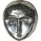 Masque Lune bronze argenté 36.12 € ttc