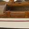 détail maquette de bateau, voilier, runabout SkipJack - 111 cm Authentic Models -AM-