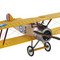 aircraft display model fighter biplane Sopwith Camel, small 38 cm Authentic Models -AM- 129.43 € vat incl.