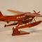 détail maquette d'avion Cessna C208F Caravan - 39 cm La Collection d'Avions