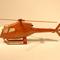 détail maquette d'helicoptère Eurocopter EC-120 La Collection d'Avions