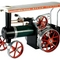 model steam engine mobile steam engine Brass trailer Mamod 199.67 € vat incl.