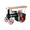 model steam engine mobile steam engine Steam trailer and trail Mamod 215.00 € vat incl.
