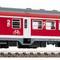 train miniature voiture voyageurs Voiture 2e classe  (échelle N)  8146 Fleischmann