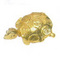 Small Tortoise Brooch - gilded pewter 15.00 € vat incl.