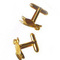 Bees cufflinks - gold plated 95.00 € vat incl.