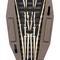 accessoire de train voies (rails...) aiguillage Aiguillage triple électrique 111mm (échelle N) Fleischmann