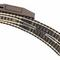 accessoire de train voies (rails...) aiguillage Aiguillage courbe à droite cmdé (échelle N) 9177 Fleischmann