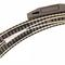 accessoire de train voies (rails...) aiguillage Aiguillage courbe gauche cmdé  (échelle N) Fleischmann
