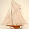 ship, sailboat, runabout model historic sailing ship America Cup Defender (large model) Historic Marine 1109.00 € vat incl.