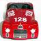 détail miniature de voiture Ferrari 125 S Cortese 1947 #56 MG Model Plus