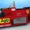 détail miniature de voiture Ferrari 156/85 GP Canada 85 (1:12e) MG Model Plus