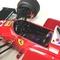 détail miniature de voiture Ferrari 156/85 GP Canada 85 Alboreto (1:12e) MG Model Plus