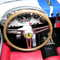 détail miniature de voiture Ferrari 250 S Le Mans 58 (1:12e blanc) MG Model Plus