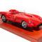 détail miniature de voiture Ferrari 250 TR Le Mans 58 (1:12e) MG Model Plus