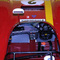 détail miniature de voiture Ferrari 312 PB Sebring 72 (1:12e) MG Model Plus