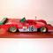 détail miniature de voiture Ferrari 312 PB Le Mans 73 (1:12e) MG Model Plus