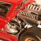 détail miniature de voiture Ferrari 330 P4 coupé Le Mans 67 (KIT au 1/12e) MG Model Plus