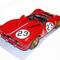 détail miniature de voiture Ferrari 350 P4 CAN-AM 1967 Laguna Seca #23 Amon MG Model Plus