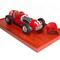 détail miniature de voiture Ferrari 375 F.1 GP Grande Bretagne 51 (1:12e) MG Model Plus