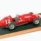 détail miniature de voiture Ferrari 375 Indy 500 miles Indianapolis #12 Ascari 1952 MG Model Plus