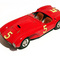 détail miniature de voiture Ferrari 375 MM Spyder Kimberly (1:12e) MG Model Plus