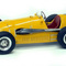 détail miniature de voiture Ferrari 500 F.2 GP Allemagne 1953 #18 Swaters MG Model Plus