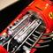 détail miniature de voiture Ferrari 500 F2 GP Allemagne 52 Ascari (KIT au 1/12e) MG Model Plus