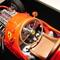 détail miniature de voiture Ferrari 500 F.2 GP Allemagne 52 Ascari (1:12e) MG Model Plus