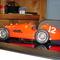détail miniature de voiture Ferrari 500 F.2 GP Allemagne 52 (1:12e) MG Model Plus