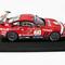 détail miniature de voiture Ferrari 550 GT BMS Fia 2002 #23 (KIT) MG Model Plus